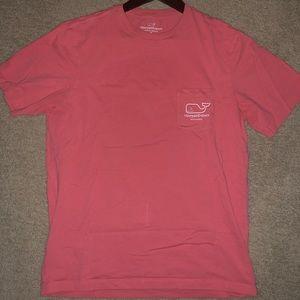 Salmon Vineyard Vines Minnesota t-shirt